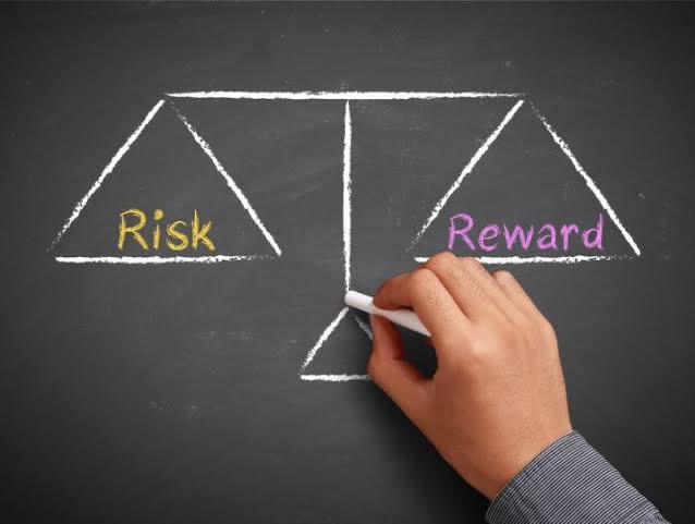 منظور از نسبت سود به زیان(ریسک به ریوارد) چیست؟